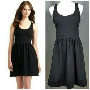 Cynthia Rowley black cocktail dress. Size 8